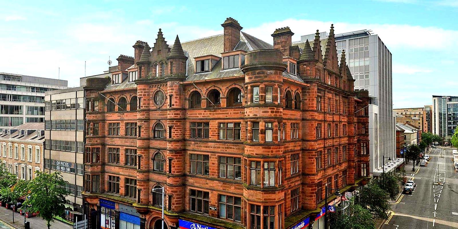 Инвестиции в гостиничный номер THE GEORGE BEST HOTEL