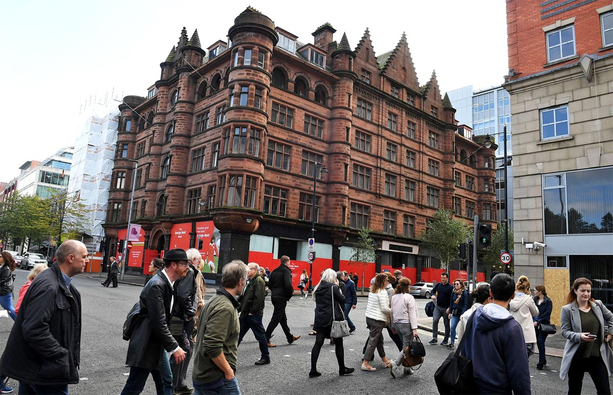 Инвестиции в недвижимость Великобритании, купить комнату в отеле.